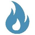 Детектор огня TRASSIR Fire