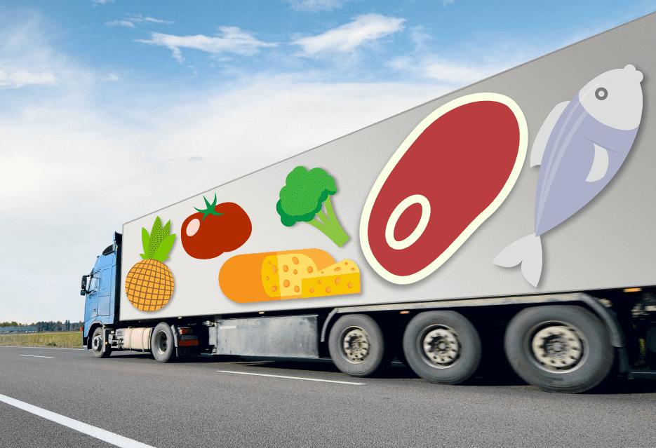 Контроль температуры при перевозке скоропортящихся грузов