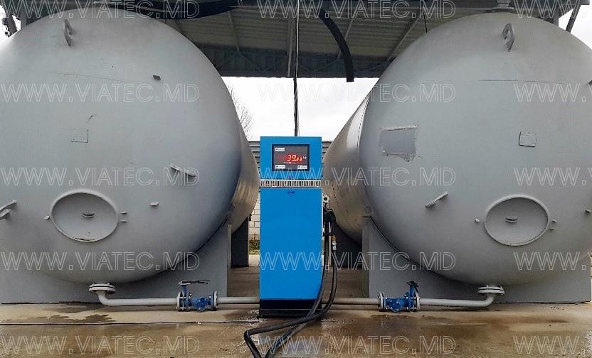 Контроль топлива в резервуарах и ёмкостях